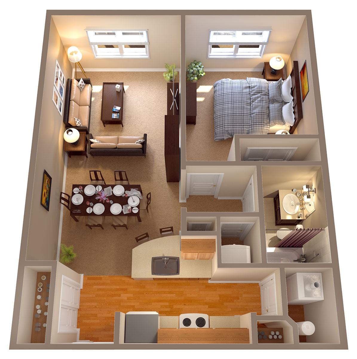 Spacious Apartment Floor Plans Rollins Ridge,Blueprint Tiny House Plans Free Pdf