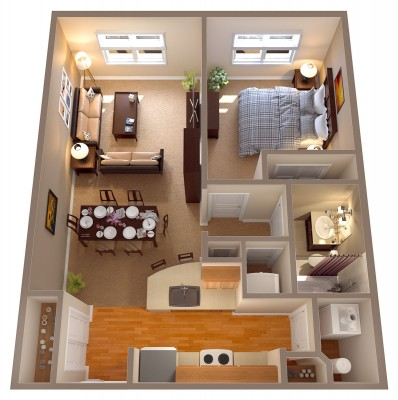 Blueridge Floor Plan
