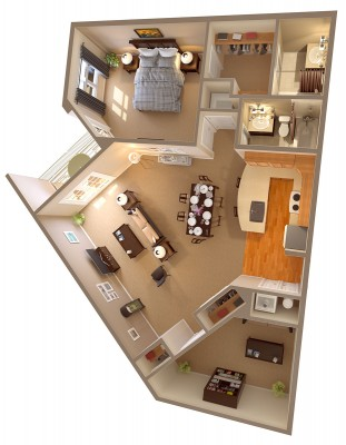 Dolomite Floor Plan