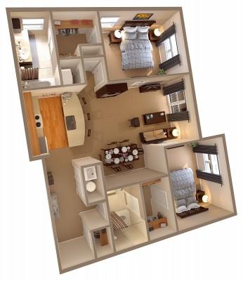 Henry Floor Plan